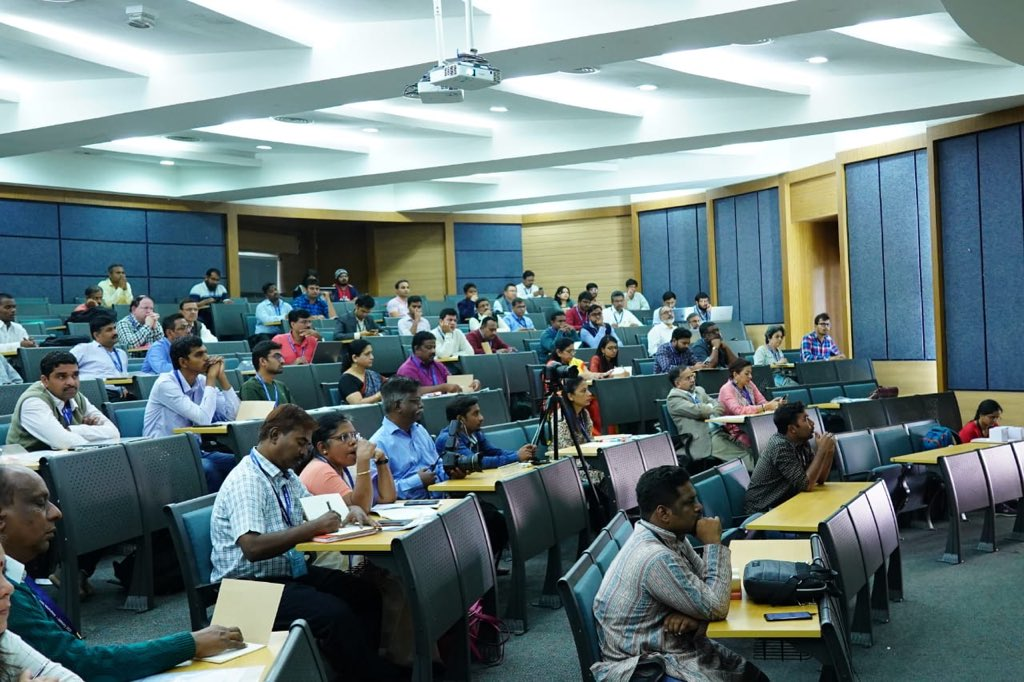 DST - Capacity Augmentation Workshop for CSG