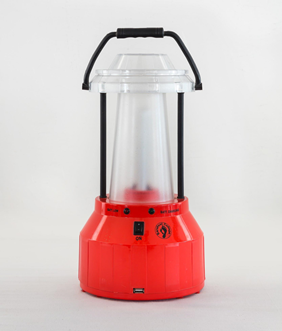 Improved LED lantern with lithium battery and water resistant housing (2018-2019) Phase I