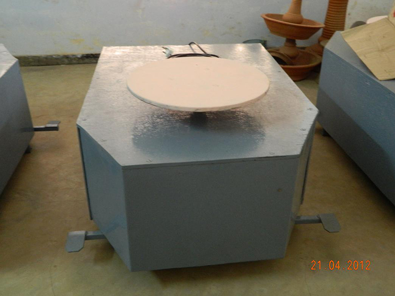 Motorised Potters wheel